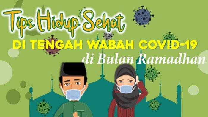 SIMAK! Tips Menjaga Kekebalan Tubuh Saat Puasa di Tengah Pandemi, Jelang Bulan Ramadhan 1442 H