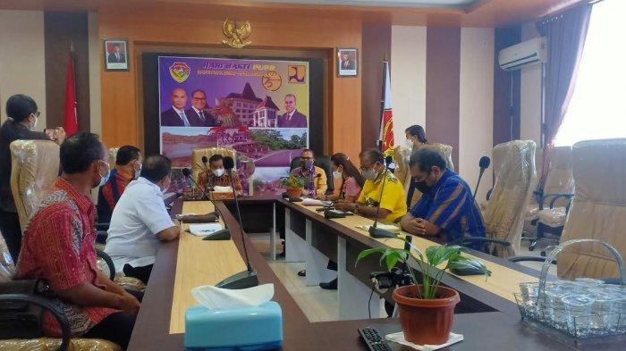 Benahi Infrastruktur di Malaka, Bupati Simon Nahak Lakukan Pola
