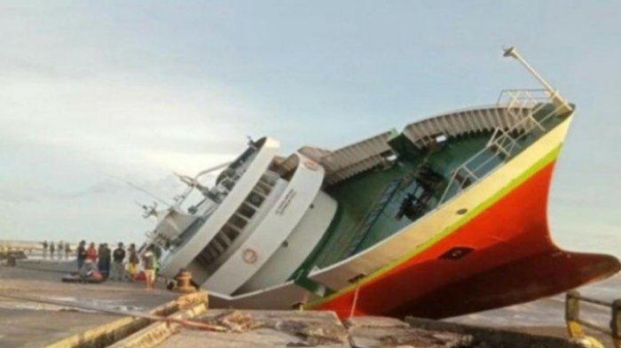 Sinode GMIT Kirim Bantuan ke Kabupaten Sabu Raijua Pasca Badai Seroja di NTT