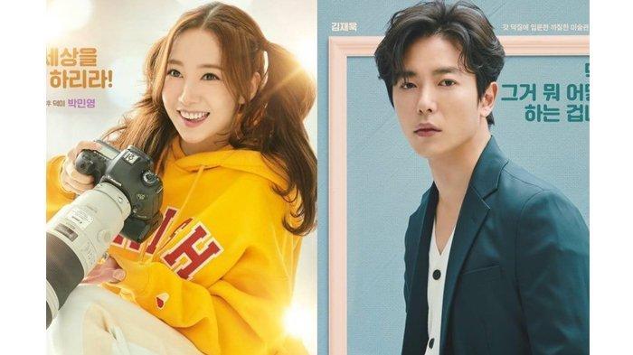 Sinopsis Her Private Life, Drama Korea Park Min Young & Kim Jae Wook Pengganti Touch Your Heat