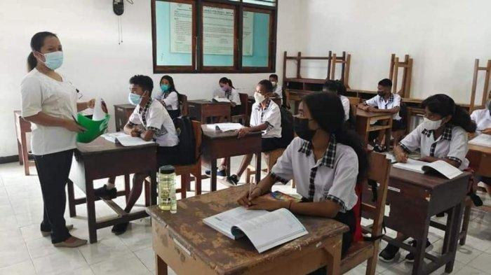 Siswa Terpapar Covid-19 Saat PTM, Segera Tutup Sekolah Untuk Disinfeksi