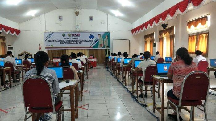 328 CPNS Kabupaten Malaka Berjibaku Mengadu Nasib Tes SKB, Info