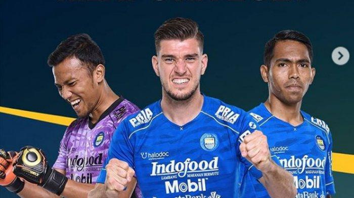 Info Sport : Akhir Pekan Ini Persib Maung Bandung Kembali Gelar Uji Coba, Lawannya Tangguh