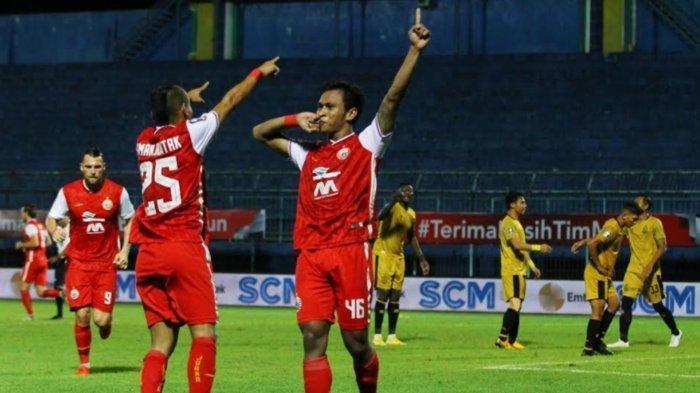 Tim Macan Kemayoran Lolos 8 Besar Piala Menpora 2021,Begini Reaksi Pelatih Persija Jakarta Sudirman