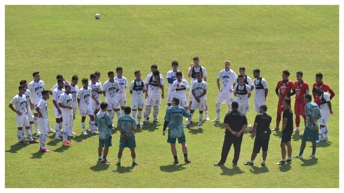 LINK Live Streaming Vidio.com Persib Bandung vs PSS Sleman Liga 1 2020, Minggu 15/3 Jam 18.30 WIB