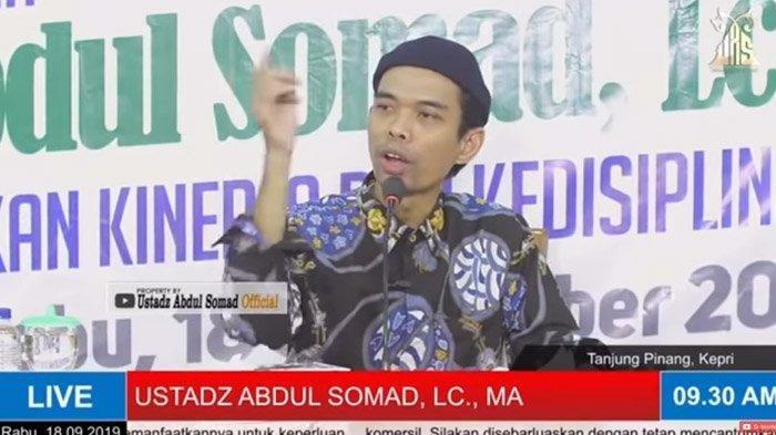 Seruan Ustadz Abdul Somad kepada Orang Minang dan Bugis Makassar Menyusul Rusuh Wamena