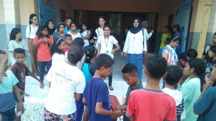 Awardee LPDP PK 145 Wilayah NTT & Mata Garuda NTT Gelar Social Project di Panti Asuhan Sonaf Maneka