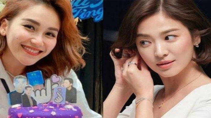 Ayu Ting Tung Dibully, Kepedean Sebut Dirinya Secantik artis Korea Song Hye Kyo