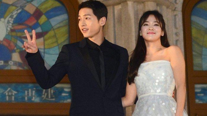 Song Hye Kyo dan Song Joong Ki Resmi Bercerai, Tak Ributkan Harta Gono Gini