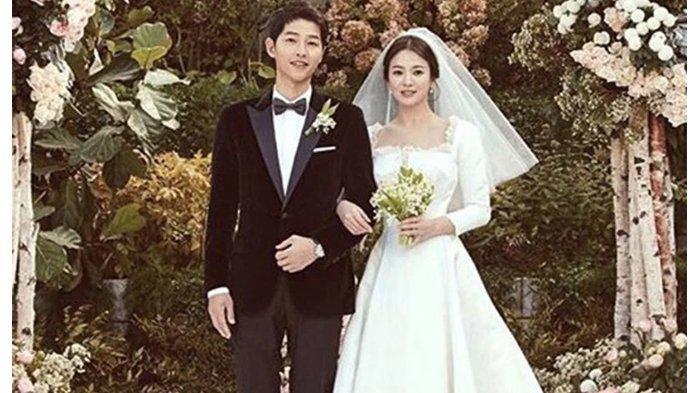 Resmi Cerai, Hari Ini Song Joong Ki dan Song Hye Kyo Sandang Status Baru Jadi Janda dan Duda