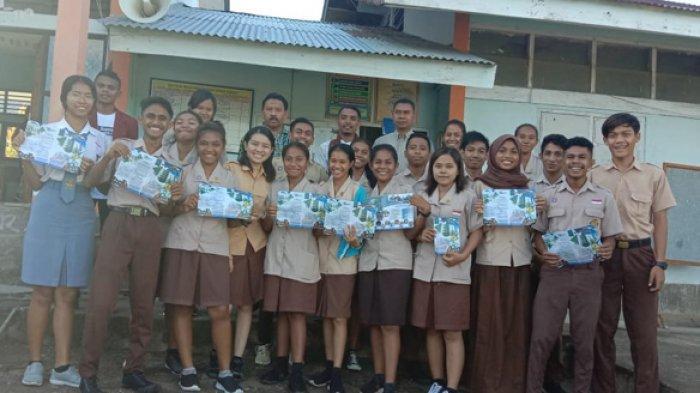Sosialisasi di Lembata, Ramadhan: Universitas Muhammadiyah Kupang Kampus Multikultural