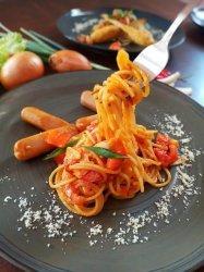 TRIBUN WIKKI : Mulai Besok Restoran Sahid T-More Sediakan Spaghetti ala Nusantara