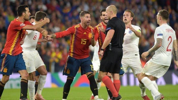 Live Streaming SuperSoccer TV Spanyol vs Swedia ...