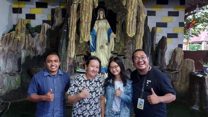 Siswi Speksanyo Wakili NTT Dalam Kompetisi Olimpiade Penelitian Siswa Indonesia 2021