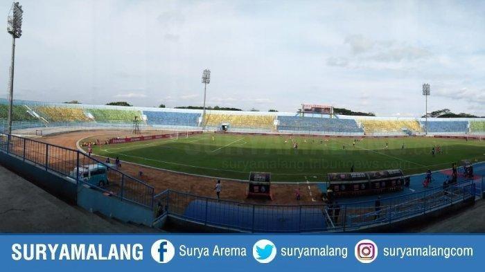 Stadion Kanjuruhan, Kabupaten Malang.