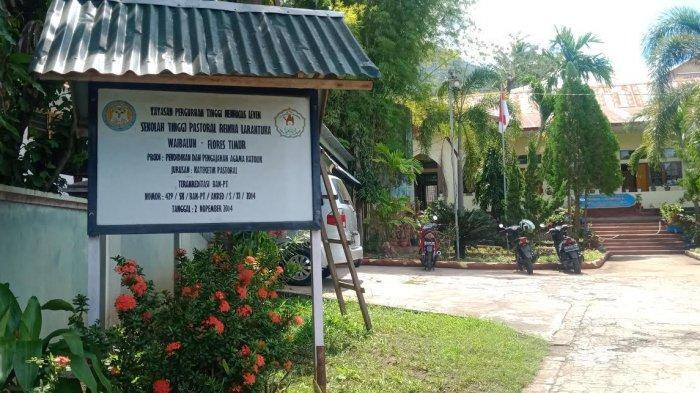 Stipas Reinha Larantuka Flotim Dukung Perguruan Tinggi Swasta Dimerger