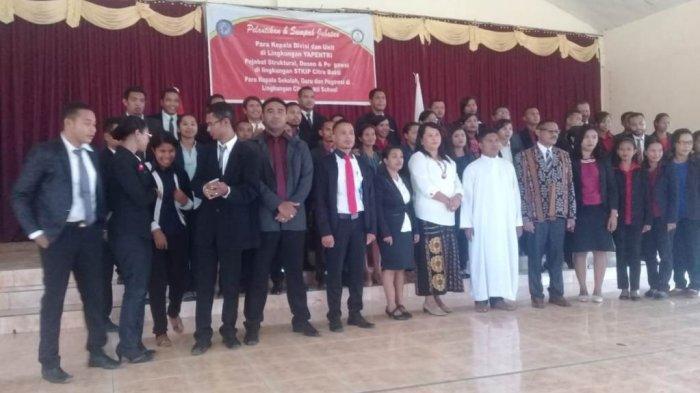Ini Tujuan Utama STKIP CBN Gelar Natal Bersama Civitas Akademika