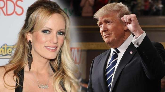 Bintang Porno Gugat Presiden Donald Trump Terkait 'Kesepakatan Tutup Mulut'