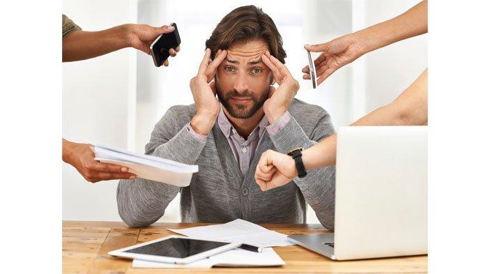 Waspada! Ternyata Stres Bisa Sebabkan 14 Penyakit Berbahaya Ini