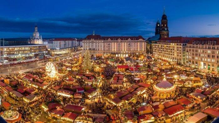 Ternyata Ada Pasar Khusus Natal di Eropa, 4 Pasar Ini Terbilang Paling Populer