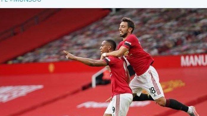 Jadwal Link Live Streaming Mola Tv Everton Vs Manchester United Liga Inggris Sabtu 7 November Halaman All Pos Kupang
