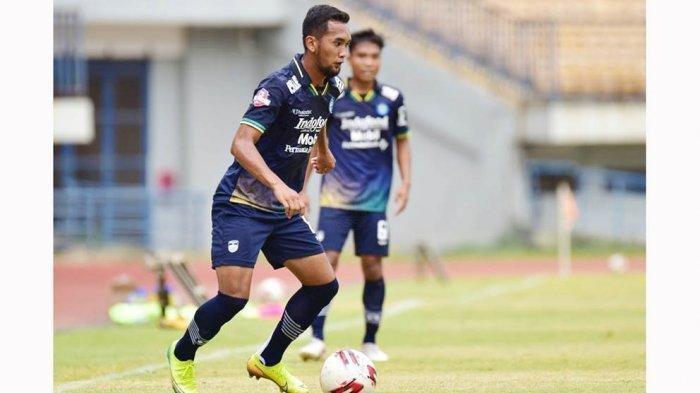 Striker Persib Beni Oktovianto Tidak Rayakan Pergantian Tahun Di Bontang, Simak INFO