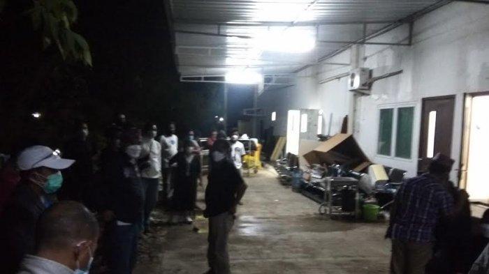 Pasca Kabar Duka Meninggalkannya Mantan Bupati Manggarai, Keluarga Datangi RS Siloam Labuan Bajo
