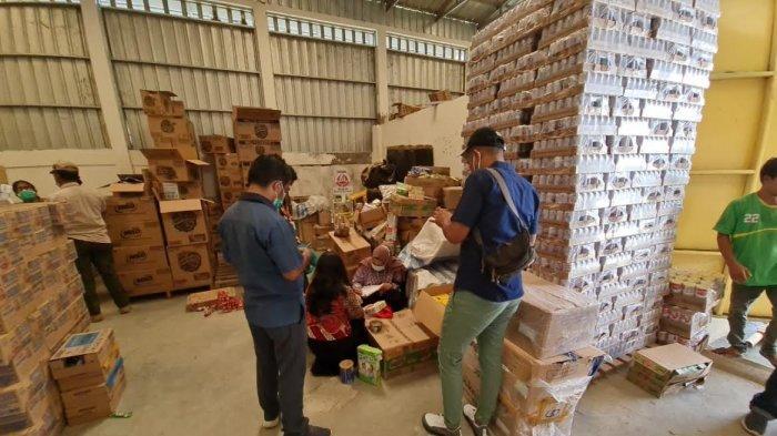 Jelang Ramadan,Loka POM Manggarai Barat Lakukan Intensifikasi Pengawasan Pangan