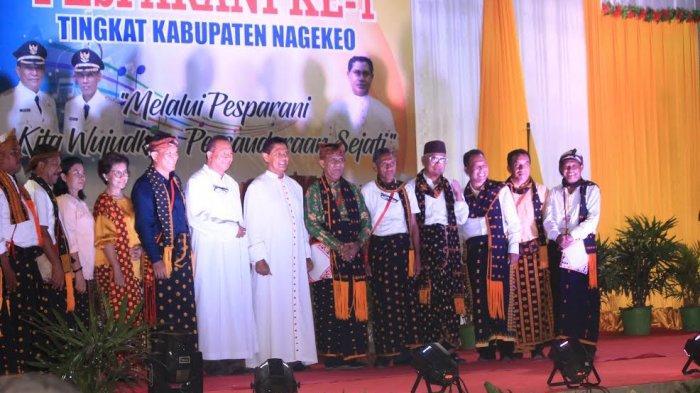 Uskup Sensi Ajak Umat di Nagekeo Wujudkan Persaudaraan Sejati
