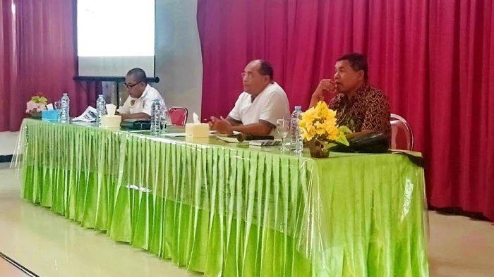 Pemda TTU Gelar Rakor Evaluasi Program Indovasi Desa 2019