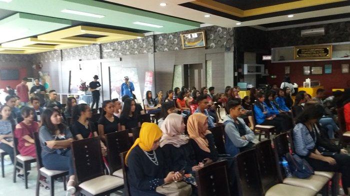 Workshop dan Audisi Timor Creative People,  Erwin Yuan Harap Masyarakat Lebih Cintai Kearifan Lokal