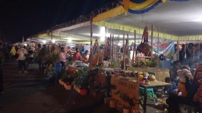 Bupati Romanus Buka Pasar Pameran PON XX Papua 2021, 164 UMKM di Klaster Merauke Aktif