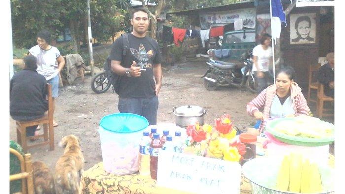 Pasar Malam di Kota Mataloko Lelebo Tingkatkan Perekonomian Masyarakat