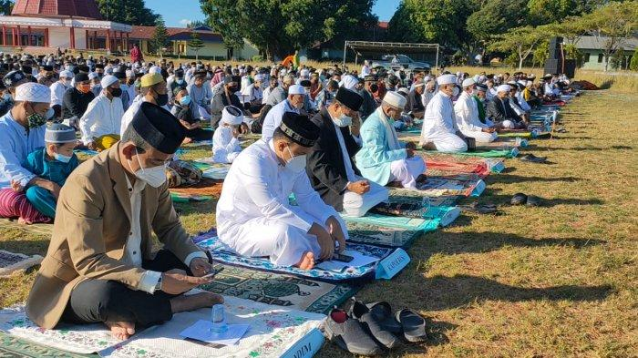 Momen Idul Fitri,Mari Saling Memaafkan dan Tebarkan Cinta Kasih Pada Sesama