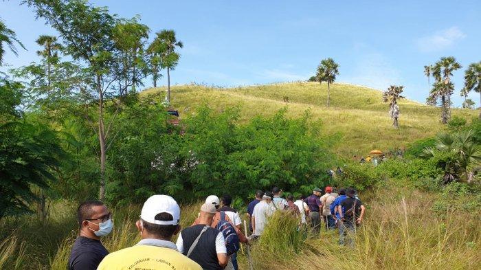 Update Kasus Tanah 30 Ha Labuan Bajo, Niko Rihi: Yang Saya Ukur Tanah Pemda, Namanya Karanga