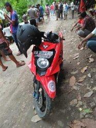 Korban Lakalantas di Mauponggo, Balita Satu Tahun Patah Tulang Paha