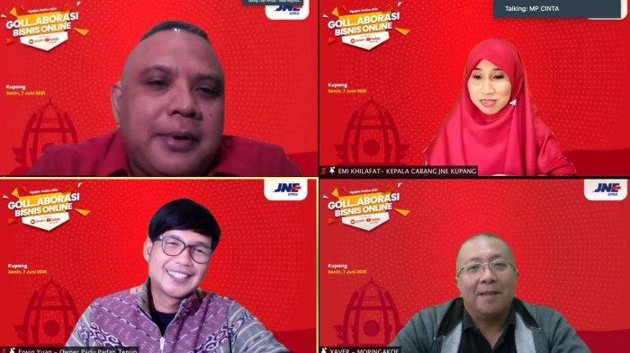 JNE Dukung Pemberdayaan UKM di Kupang dan Indonesia Timur