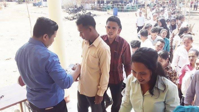 Sudah 718 Orang Daftar Ikut Testing CPNS di Manggarai Barat