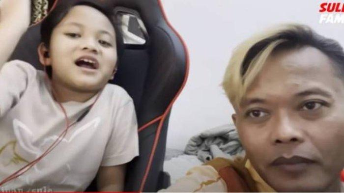 Reaksi Anak-anak Sule saat Sang Komedian Ganti Gaya Rambut, Rizky Febian dan Putri Delina Ngakak