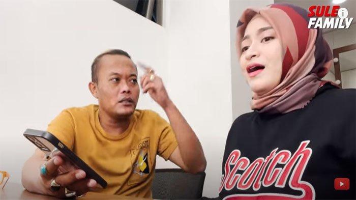 Reaksi Tak Terduga Mami Gina saat Sule Marah Nathalie Holscher