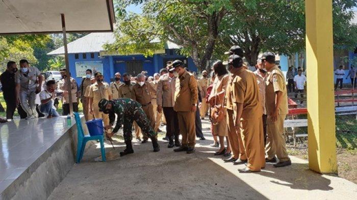 Cegah Penularan Virus Corona, Bupati Dan Wakil Bupati Sumba Barat Larang Rakyat Gelar Pesta