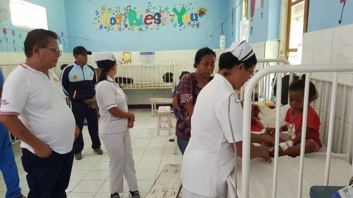 7 Pasien Demam Berdarah Meninggal di Sumba Timur, Bupati Imbau Masyarakat Sadar Bersihkan Lingkungan