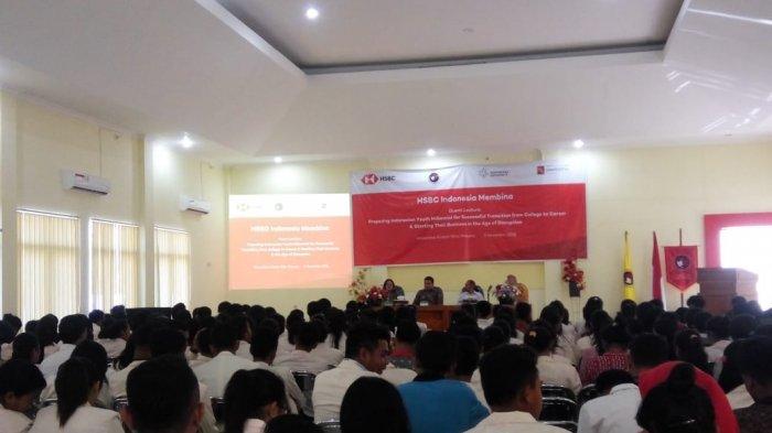 Kolaborasi memberikan Edukasi Keuangan Bagi Pelaku UMKM