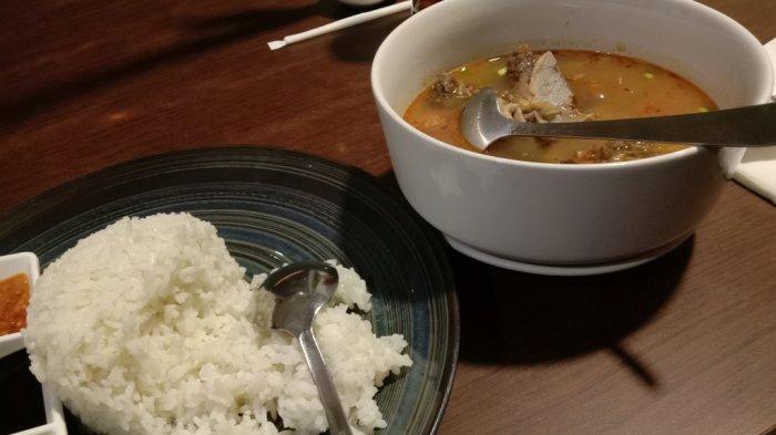 Food Corner: Sup Iga Kuah Asam Pedas, Pilihan Tepat Hilangkan Laparmu