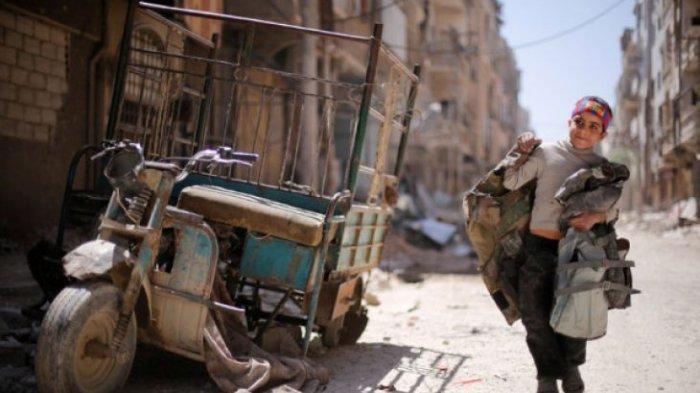 Inilah Bab Akhir Perang di Damaskus Dengan Kekalahan ISIS