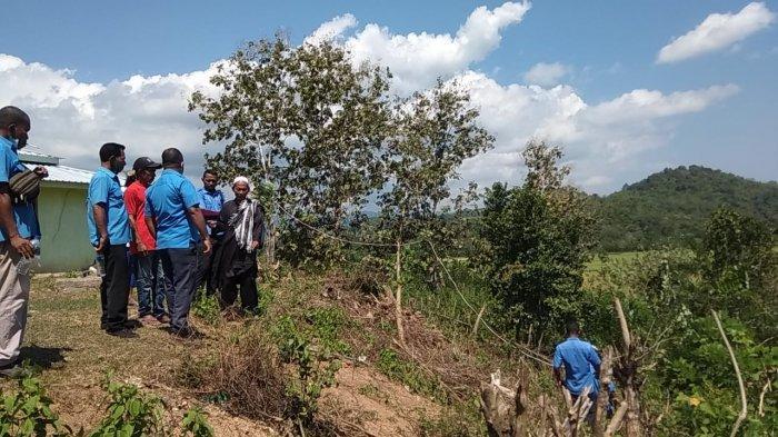 Warga Kampung Lobohusu Mabar Konsumsi Air Kali: Direktur Perumda Janji Selesaikan Dalam 6 Bulan