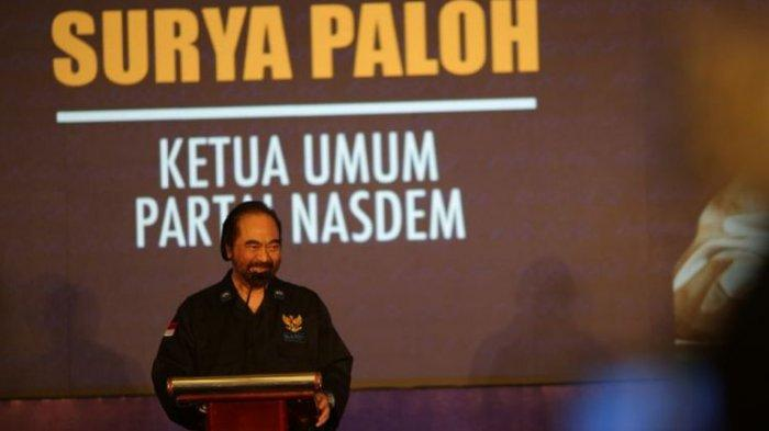 Surya Paloh Sebut Calegnya Korban Hoaks, Menangis Diisukan Ditangkap bersama Andi Arief