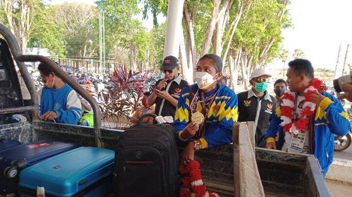 Ketua Umum KONI NTT Terpaksa Angkat Bicara Soal Penjemputan Atlet Peraih Emas PON Papua, Simak Ini