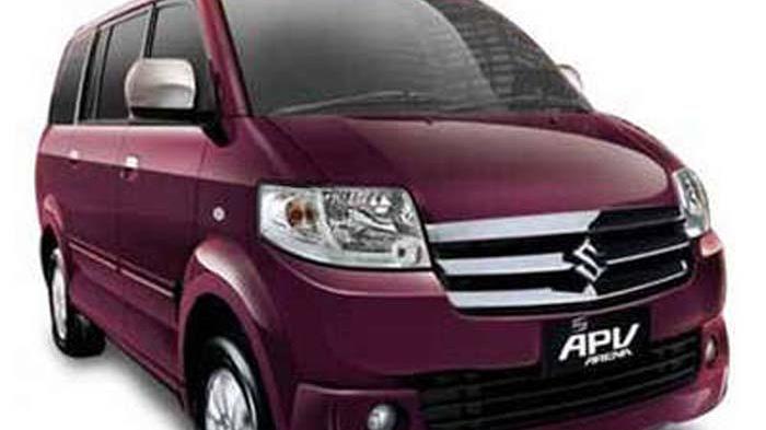 Mobil Bekas Murah Suzuki APV, Harga Mobil Seken APV Periode Februari 2021 Rp 95 Juta, Ini Varian APV