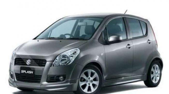 Hanya Rp 70 Juta Harga Terendah Mobil Bekas Suzuki Splash Saat Ini, Daftar Harga Mobil Seken Ini